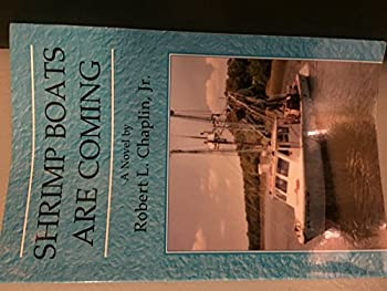 Paperback Shrimp boats are coming Book