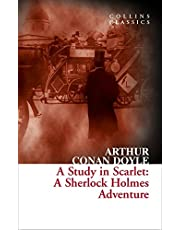 A Study In Scarlet. A Sherlock Holmes Adventure (Collins Classics)