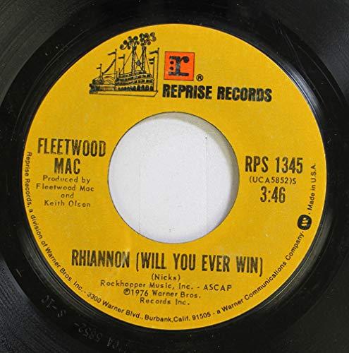 Fleetwood Mac 45 RPM Sugar Daddy / Rhiannon (Will You Ever Win)