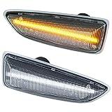 phil trade Intermitente Lateral LED Compatible con Astra J K Insignia B Zafira C [71012]