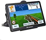 GPS Navigation 7 inch HD Universal GPS Smart Voice Reminder 8 GB ROM 256 MB Global Navigation Satellite System - Newest Map + Lifetime Free Updates