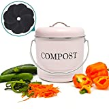 Best Compost Bins - Reliancer Compost Bin with 8 FREE Charcoal Filters Review