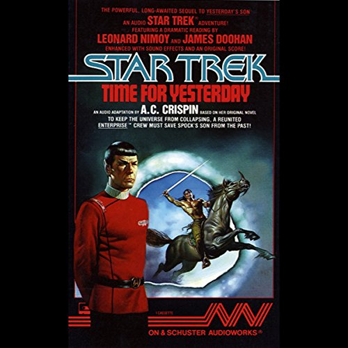 Star Trek: Time for Yesterday  By  cover art