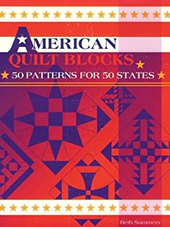 American Quilt Blocks: 50 Patterns for 50 States