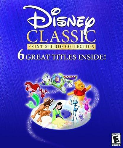 Price comparison product image Disney's Classic Print Studio Collection