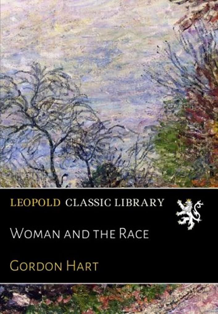 薄い被るクリスマスWoman and the Race