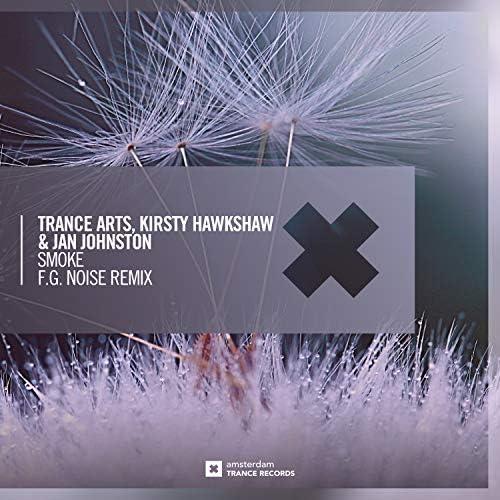 Trance Arts, Kirsty hawkshaw & Jan Johnston