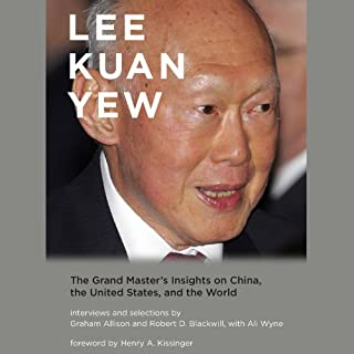 Lee Kuan Yew cover art