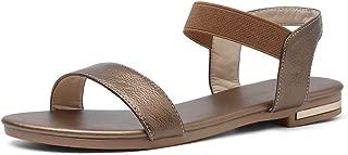 BalaMasa Womens ASL06807 Pu Fashion Sandals