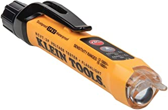 Klein Tools Dual Range Non Contact Voltage Tester with Light
