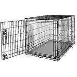Petco Brand - You & Me 1-Door Folding Dog Crate, 48' L x 30.1' W x 32.6' H, XX-Large