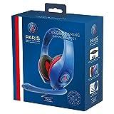 - PSG - Paris Saint Germain - Auriculares para Juegos 50 MMS con Micro para PS4 - Xbox One - PC Nintendo Switch (sólo con Fortnite) (Windows 8)