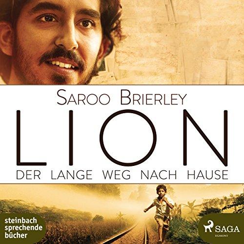 Lion: Der lange Weg nach Hause cover art