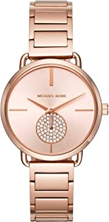 Michael Kors Casual Watch For Women Analog Stainless Steel - MK3640