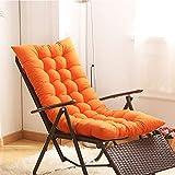YEARLY Cuscini per sedie da Giardino, Lounge Vimini Cuscini per poltrone Addensare Bovindo...