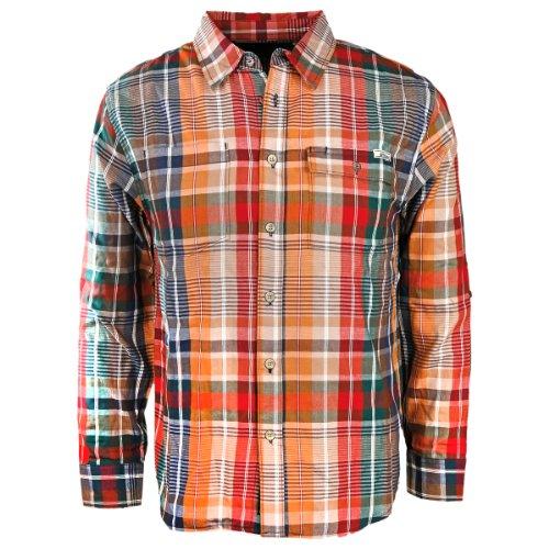 Etnies Kinder Hemd Bakersfield Shirt XL