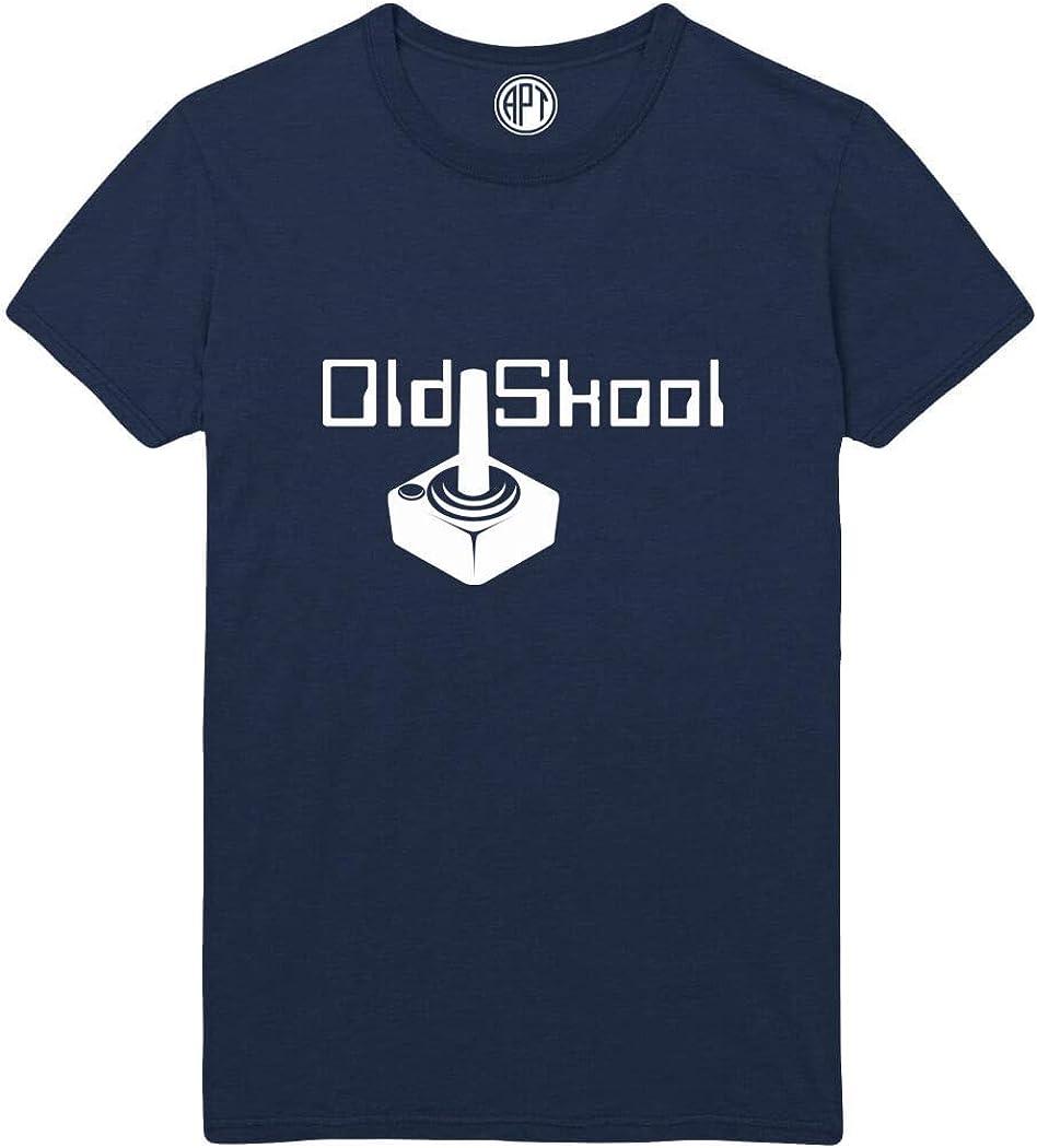 Old Skool Joystick Printed T-Shirt