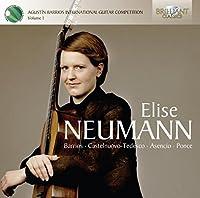 Augustin Barrios International Guitar 1 by Neumann (2012-08-28)