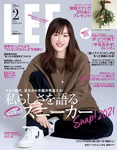 LEE (リー) 2021年2月号 [雑誌]