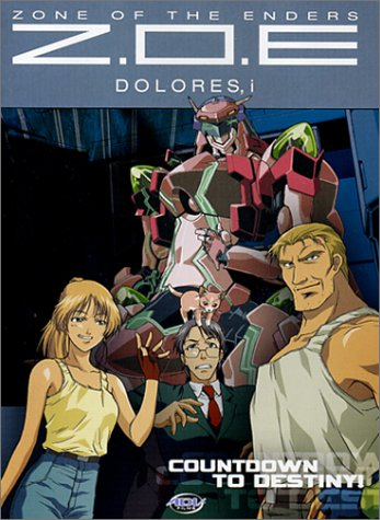 Zone Of The Enders: Delores - Vol. 1 - Episodes 1-5 And [2002] [UK Import]