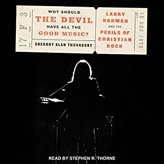 Why Should the Devil Have All the Good Music? audiobook cover art