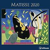 Art Calendar - Matisse 2020 Square Wall Calendar