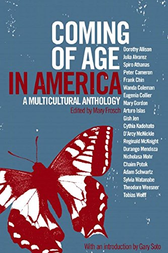 Compare Textbook Prices for Coming of Age in America: A Multicultural Anthology Reprint Edition ISBN 9781565841475 by Frosch, Mary