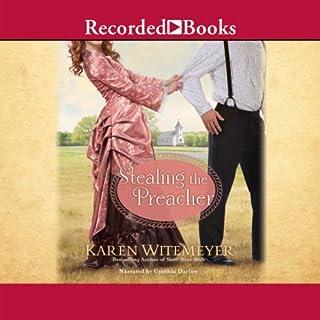 Stealing the Preacher audiobook cover art