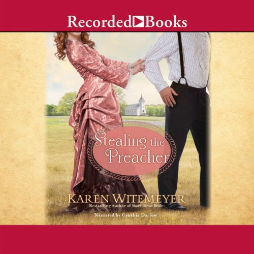 Stealing the Preacher audiobook cover art