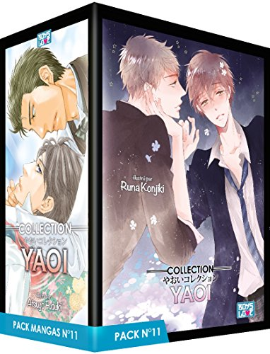 Boy's Love Collection - Pack n°11 - Manga Yaoi (5 tomes)