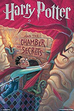 """Trends International Harry Potter and the Chamber of Secrets Collector's Edition Wall Poster 24"""" x 36"""""""