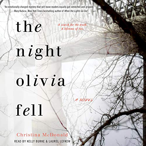 The Night Olivia Fell cover art