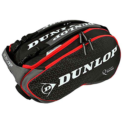 Dunlop Elite Rojo, Adultos Unisex, Multicolor, Talla Unica