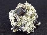 The Russian Stone Cassitterite Cluster de la Piedra Rusa de Bolivia, 3 cm