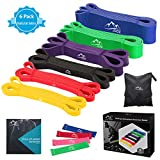 JDDZ Pull up Resistance and Assist Bands, Workout Bands |...