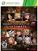 Dead or Alive 5 Ultimate X360
