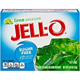 Makes a delicious dessert Sugar-free and naturally fat free Contains 10 calories per serving; each box makes 8 servings Easy to make: stir gelatin mix with 2 cups of boiling water, then stir in 2 cups of cold water and refrigerate for 4 hours Perfect...