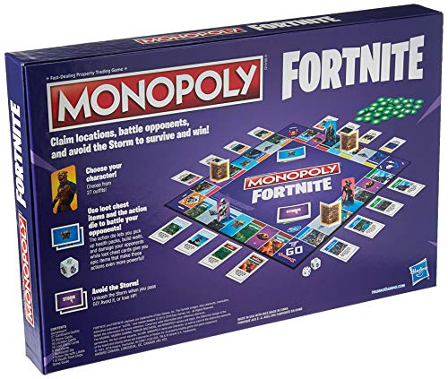 Monopoly: Fortnite - 1