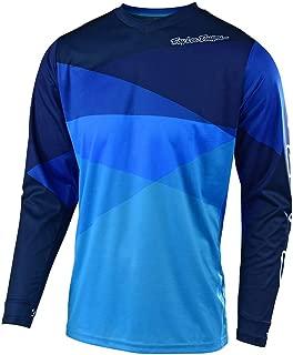 Troy Lee Designs Adult Off Road Motocross GP Jet Jersey (Blue, X-Large)