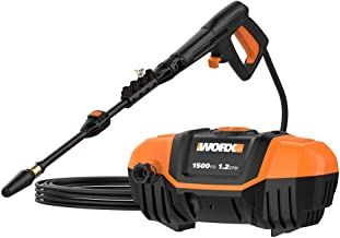 WORX WG601 13Amp, 1500 psi / 1.2 gpm Electric Pressure Washer