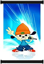 PlayStation All-Stars Battle Royale Game PaRappa the Rapper Fabric Wall Scroll Poster (16