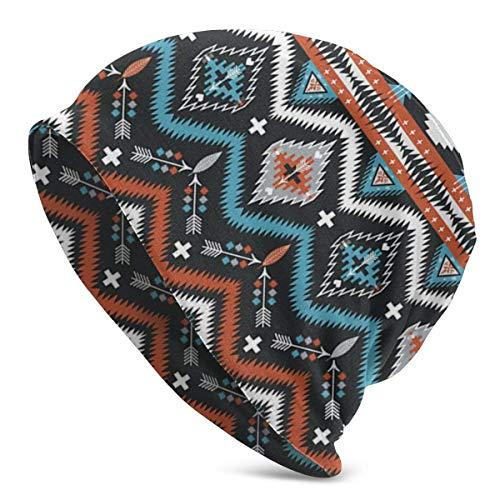 Lawenp Western Texas Star Daily Mütze Slouchy Soft Headwear Adult Strickmütze...