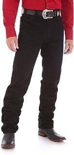 Wrangler Men's Cowboy Silver Edition Original Fit Boot Cut Jean