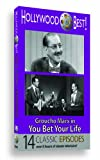 Hollywood Best! Groucho Marx, in You Bet Your Life - 14 Classic Episodes!