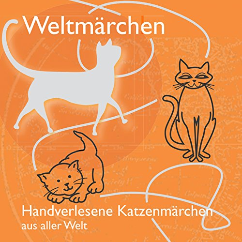 Handverlesene Katzenmärchen aus aller Welt Titelbild
