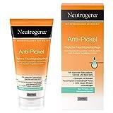 Neutrogena Anti-Pickel Tägliche Feuchtigkeitspflege, Ölfreie Gesichtscreme, Bei Pickeln und Hautunreinheiten, 50 ml