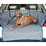 K&H Pet Products Quilted Cargo Cover Gray Standard/Mid-Size Vehicle 54 Inches