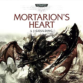 Mortarion's Heart     Warhammer 40,000              By:                                                                                                                                 L J Goulding                               Narrated by:                                                                                                                                 Sean Barrett,                                                                                        Tim Bentinck,                                                                                        Martyn Ellis,                   and others                 Length: 1 hr and 17 mins     14 ratings     Overall 4.8