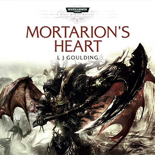 Mortarion's Heart     Warhammer 40,000              By:                                                                                                                                 L J Goulding                               Narrated by:                                                                                                                                 Sean Barrett,                                                                                        Tim Bentinck,                                                                                        Martyn Ellis,                   and others                 Length: 1 hr and 17 mins     3 ratings     Overall 5.0