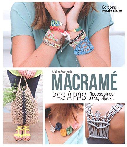Macrame pas-a-pas (Tricot / crochet)